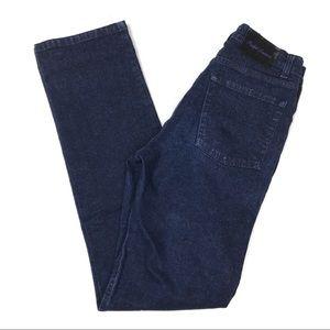 Ralph Lauren   Dark Wash High Waist Jeans